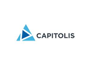 לוגו חברת קפיטוליס התומכת הראשית במיזם למניעת תהללות והזנחה של מכון חרוב בניהולה של ענת אופיר